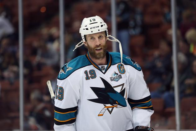 NHL Trade Talk: Should the Sharks Become Sellers at Trade Deadline and Rebuild?