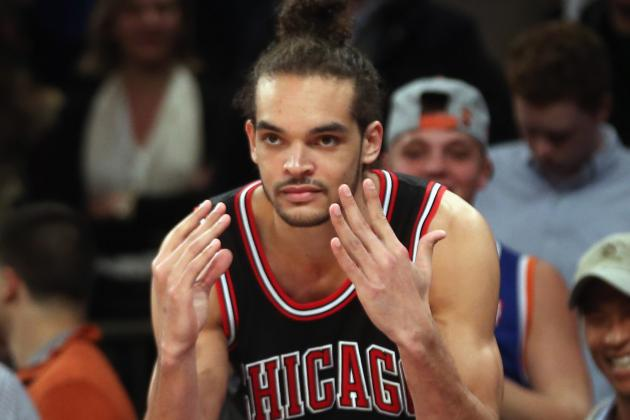 Joakim Noah: The Evolution of the Chicago Bulls Star