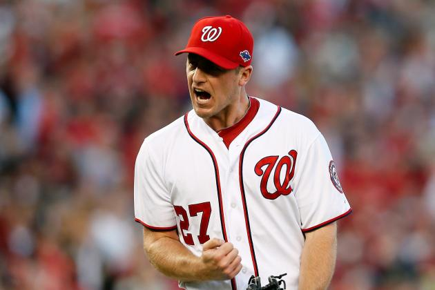 Zimmermann Loving How His Changeup Has Progressed (Nats Win)
