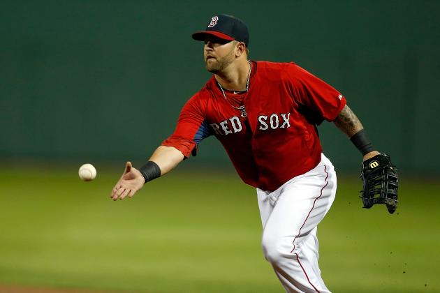 Mike Napoli Gets Tested Immediately — and Passes