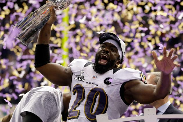 Dannell Ellerbe, Ed Reed Now Become Ravens' Focus