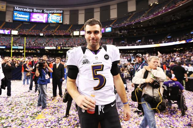 Breaking Down Joe Flacco's Record Contract