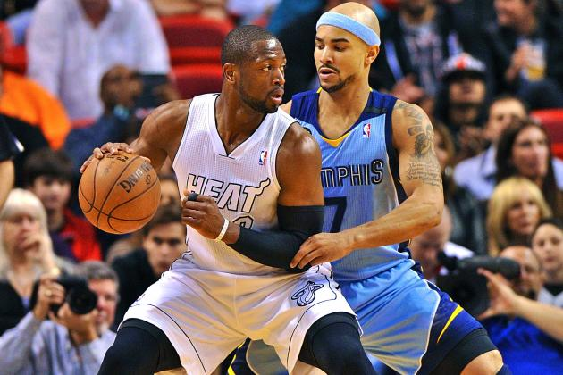Grizzlies vs. Heat: Live Analysis, Score Updates and Highlights