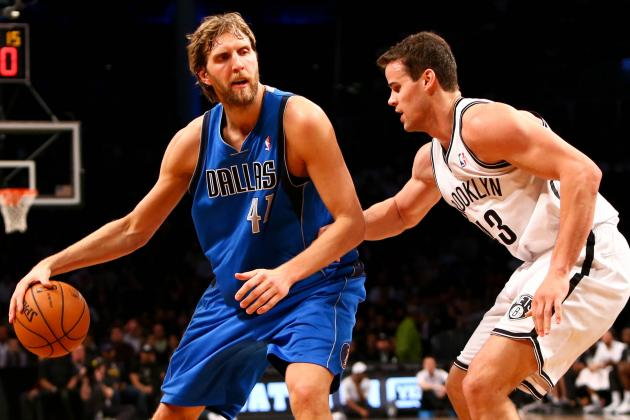 Mavs Beat Nets 98-90