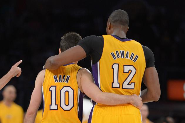Breaking Down How Dwight Howard and Steve Nash Have Found Their Rhythm