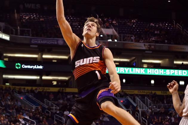 Dragic out Remainder of Game vs. Hawks with Back Injury