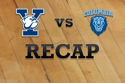 Yale vs. Columbia: Recap, Stats, and Box Score