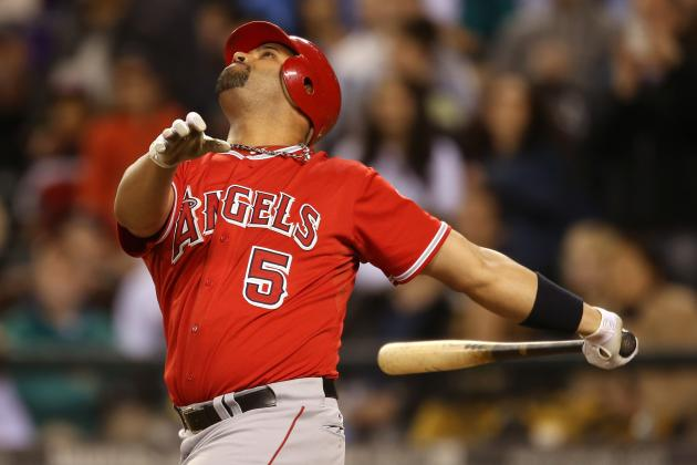 Albert Pujols Poised for Bounce-Back Year
