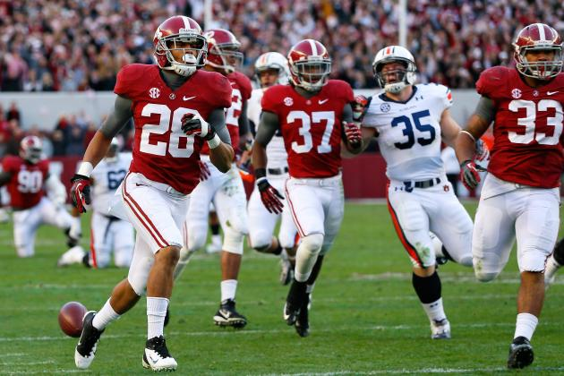 2013 NFL Draft: Dee Milliner's Case as Best Football Player in This Draft Class