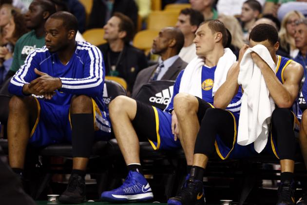 Golden State Warriors Lose to Boston Celtics 94-86