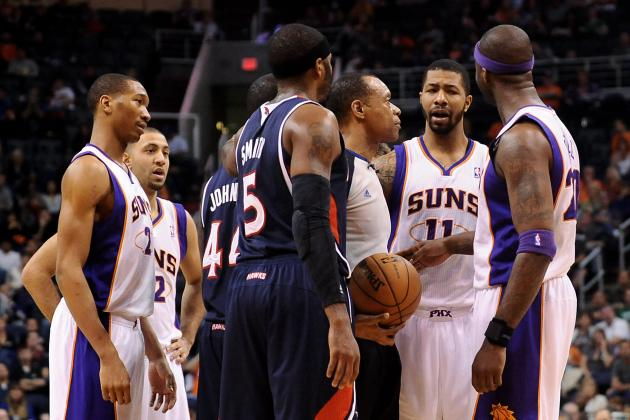 Phoenix Suns Top the Atlanta Hawks for Third Straight Win