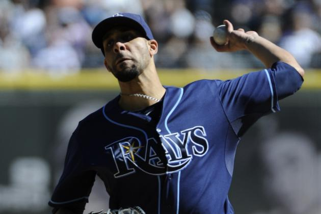 Are David Price's Days with the Rays Numbered?