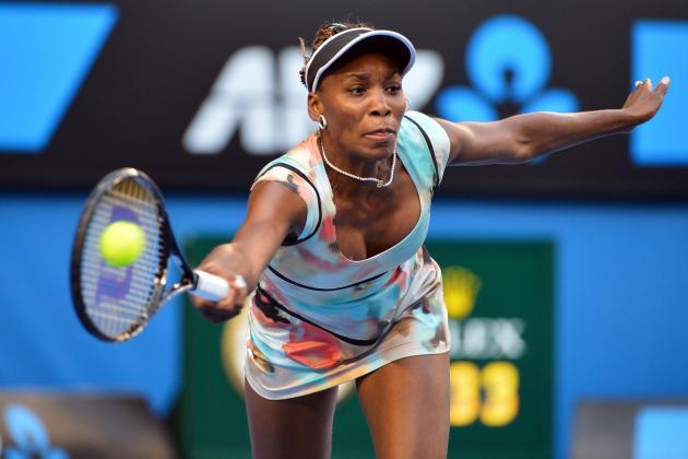 Brazil Tennis Cup: Olga Puchkova Upsets Venus Williams
