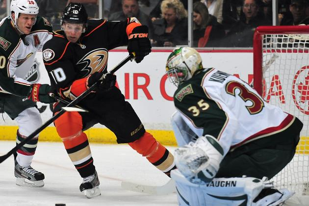 Ducks Beat Wild 3-2