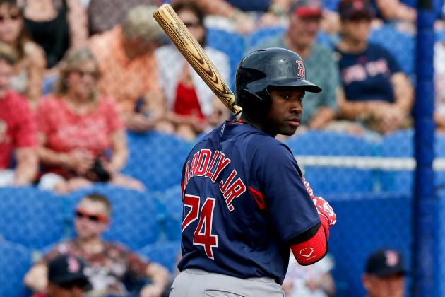 Boston Red Sox: Players Who Could Make the 25-Man Roster but Definitely Won't