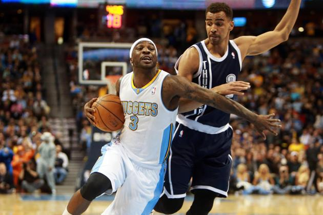 Ty Lawson Drains Game-Winning Shot vs Thunder