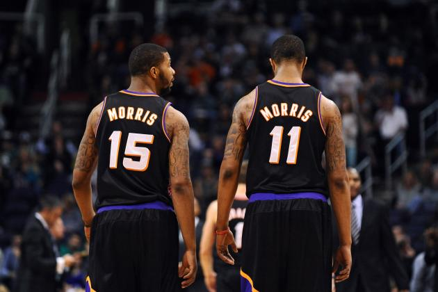 Phoenix Suns 92, Atlanta Hawks 87 -- Newcomers to the Rescue