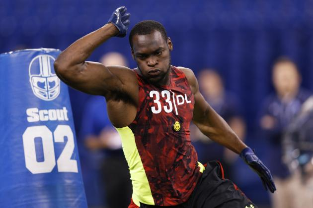 Barkevious Mingo: LSU Star Worth Top-10 Pick After Outstanding Combine Workouts