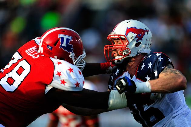 Margus Hunt Combine: Best Fits for SMU DE After Impressive Display in Workouts