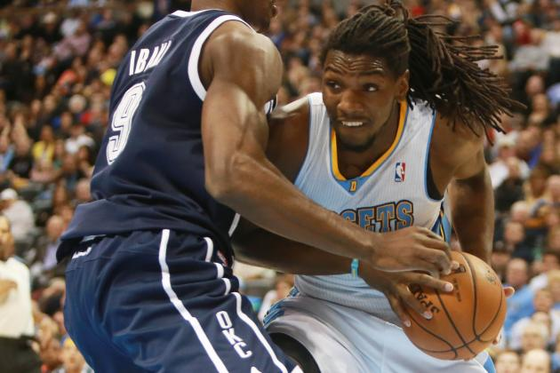 Nuggets Beat Thunder 105-103