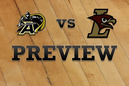 Army vs. Lehigh: Full Game Preview