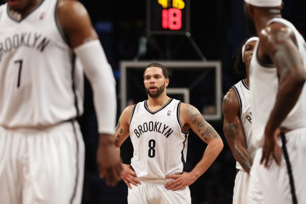 Can Brooklyn Nets Win in the Postseason If Deron Williams Continues to Struggle?