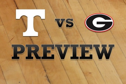 Tennessee vs. Georgia: Full Game Preview