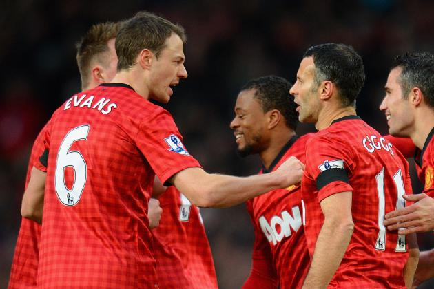 Manchester United: Sir Alex Ferguson Has Created the 'Super Squad'