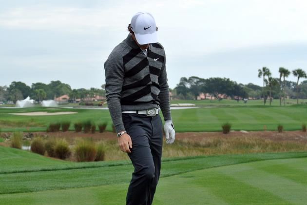 World No 1 Rory McIlroy Withdraws Midway Through Second Round