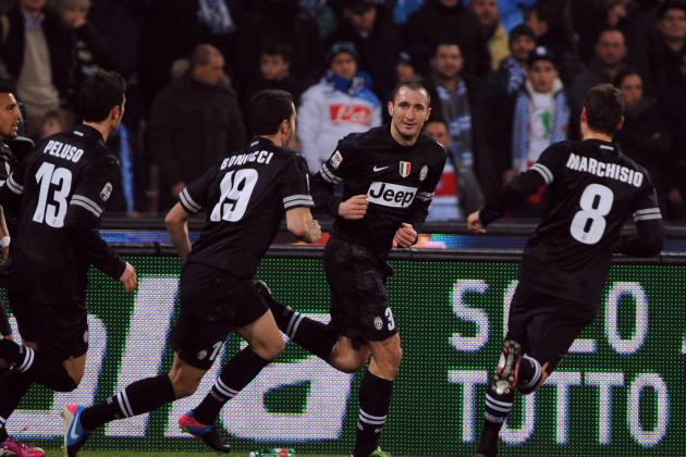 What Napoli vs. Juventus Taught Us About the Serie A Title Race