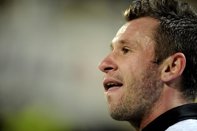 Cassano Dropped After Strama Row
