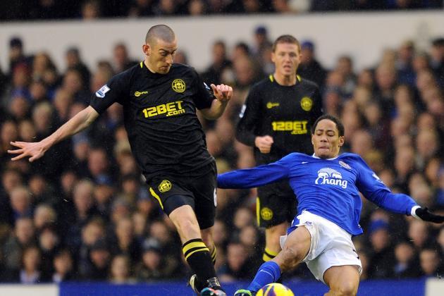 Wigan Midfielder David Jones Loaned to Blackburn Until the End of the Season