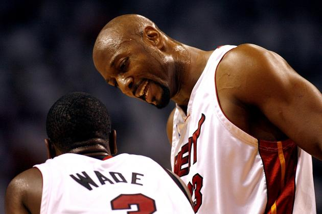 Alonzo Mourning Dishes on His Career, the Miami Heat and Today's NBA