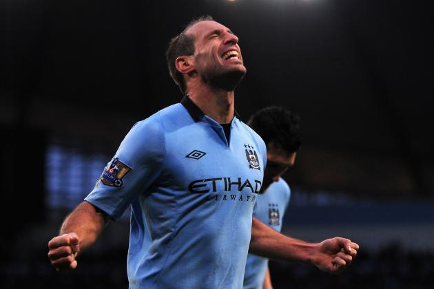 Man Citys Pablo Zabaleta Says Defending Premier League Title Has Been Tough