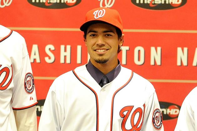 Johnson: Rendon Has No Chance of Breaking Camp with Nats
