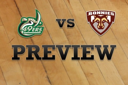 Charlotte vs. St. Bonaventure: Full Game Preview