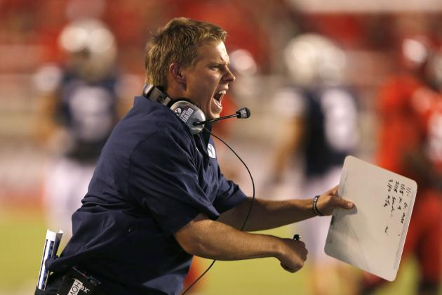 BYU Promotes Nick Howell to Defensive Coordinator
