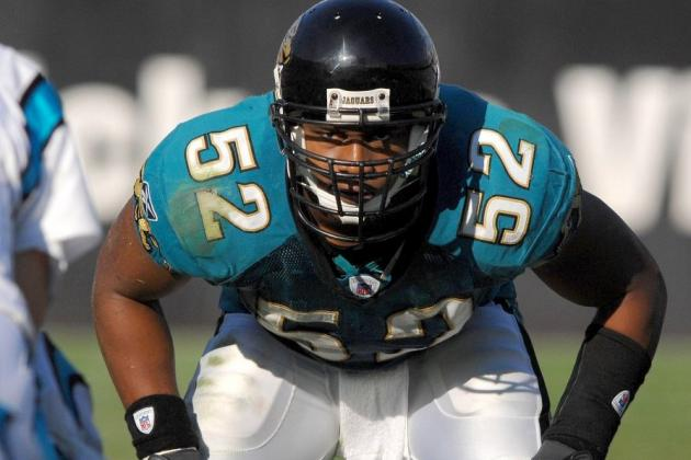Report: Giants Could Have Interest in Jaguars' Daryl Smith