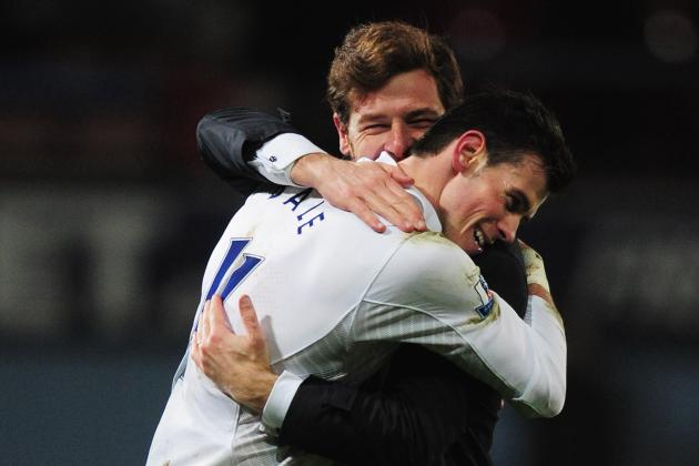 Bale Does Not Need to Leave Tottenham to Fulfill Potential: Andre Villas-Boas