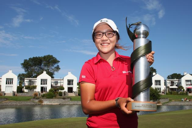 Lydia Ko with Three Professional Wins Is Golf's Newest Superstar