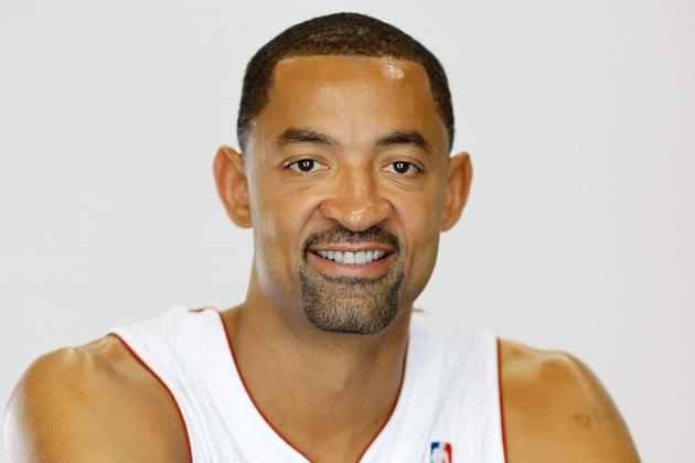 Heat Could Sign Juwan Howard