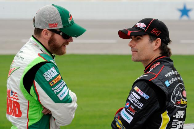 Dale Earnhardt Jr. Rips Driver Jeremy Clements for Using N-Word