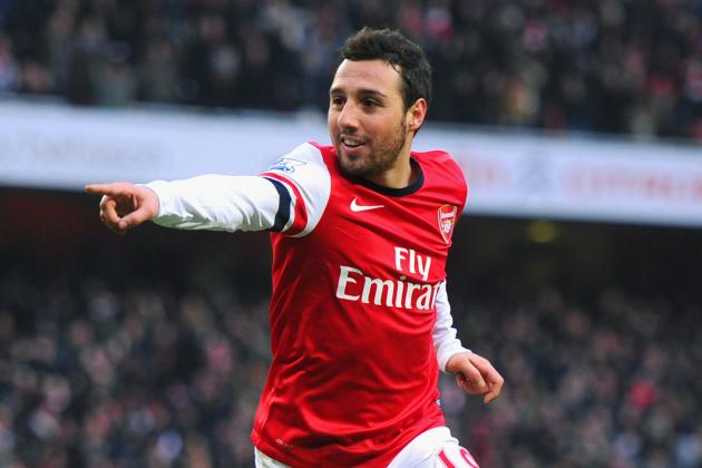 Santi Cazorla Targets Derby Win to Reinvigorate Arsenal
