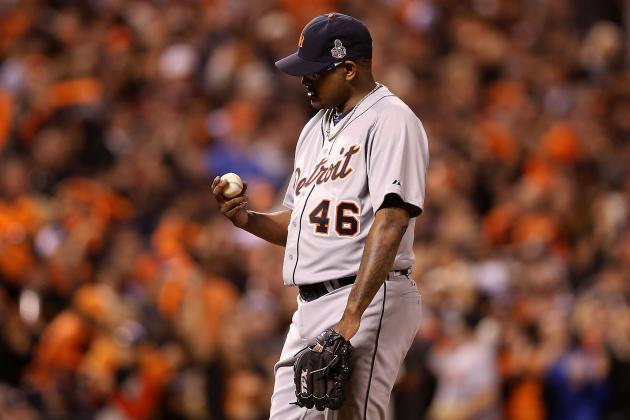 Detroit Tigers Should Not Bring Jose Valverde Back as Closer