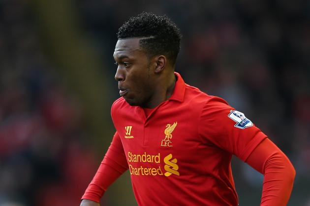 Sturridge out vs. Wigan