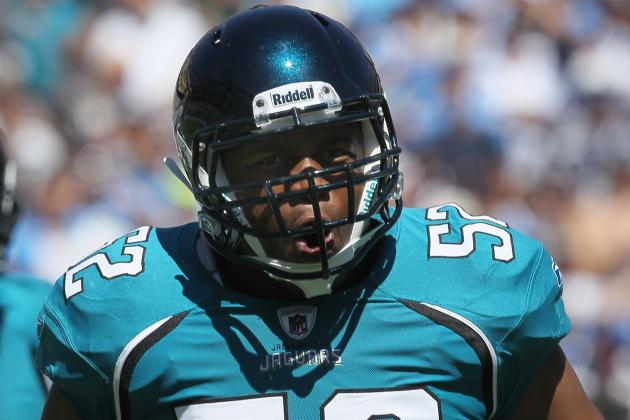 Report: New York Giants Might Pursue Former Jaguars LB Daryl Smith