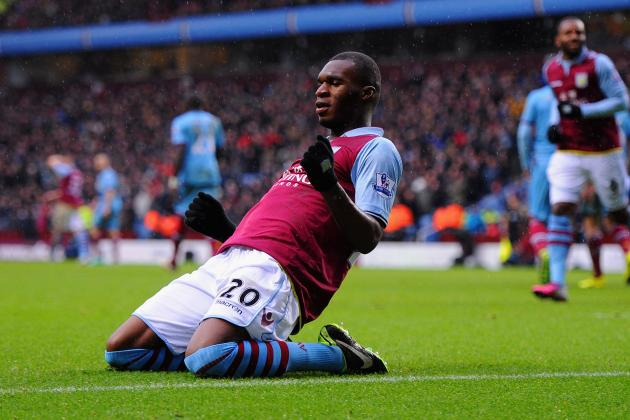 Christian Benteke an Outsider for Player of Year Says Paul Lambert