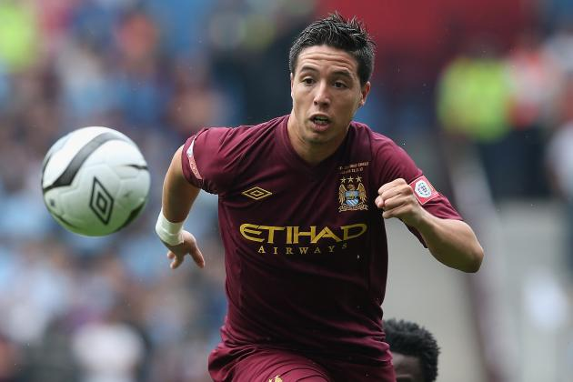 Will PSG Provide Nasri Escape from Manchester City?
