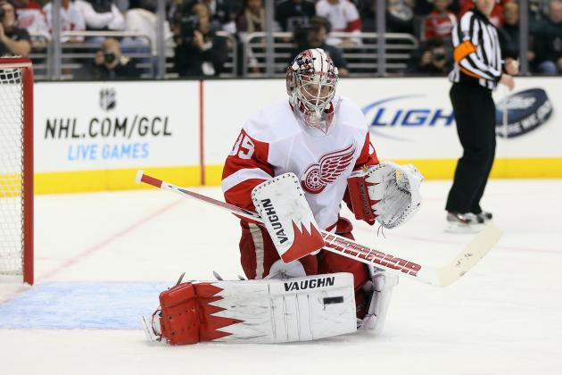 Detroit Red Wings: Is Jimmy Howard a Stanley Cup-Winning Goalie?