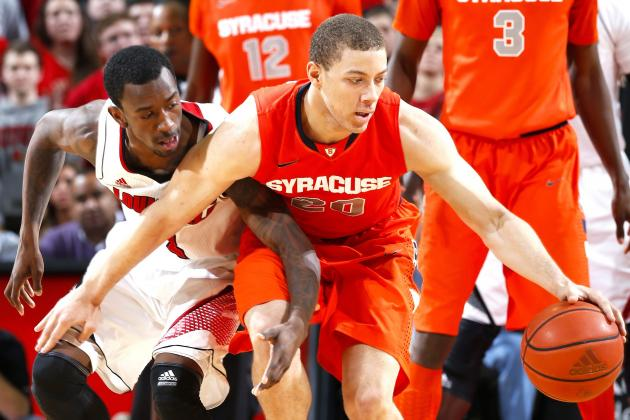 Louisville Takes Down Syracuse, 58-53